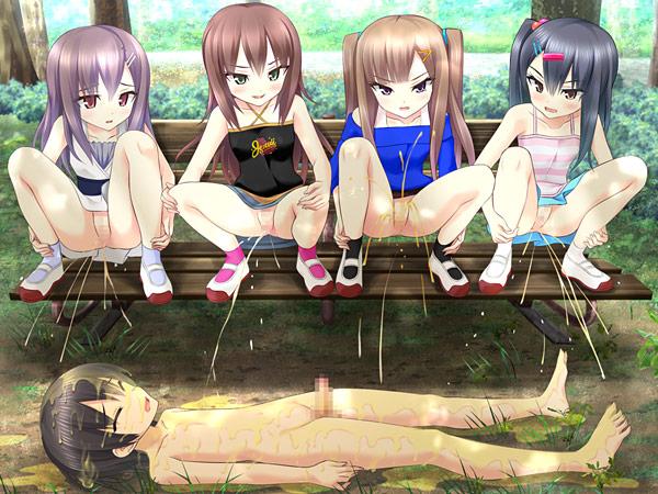 DMM 美少女ゲーム【女子のおしっこいじめ ~女子便くんといわれたボクの6年間~】