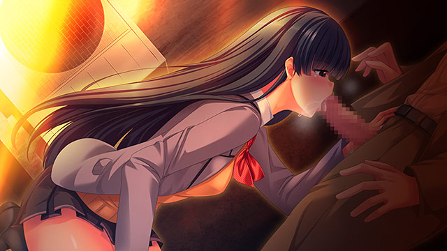 【二次エロ】サポ活女子〜私でスッキリしよ?〜のエロ画像|虹エロ画像ナビ