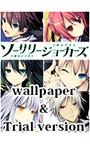 【0円】ソーサリージョーカーズ体験版+壁紙10枚セット