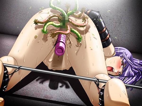 ECLIPSE -絶対奴隷計画・喪失処女- No.5