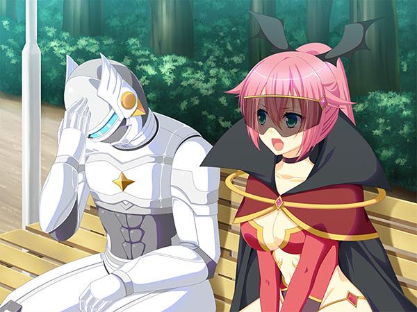 閃光戦士シルバージャスティス! ~女幹部と恋愛をするのは間違っているのだろうか?~1
