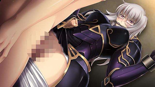 鉄と裸II 〜敗北の女帝〜