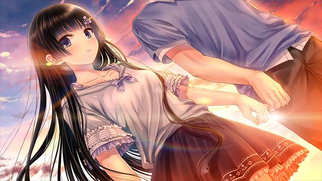 二次元,HCG,エロ画像,あやめの町とお姫様,MORE,和遥キナ,作,京極燈弥