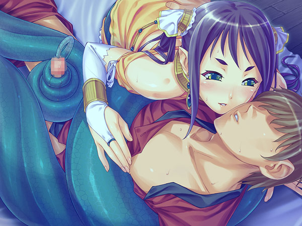 【二次エロ】スライム娘の育て方With魔物娘シリーズセットのエロ画像No.7
