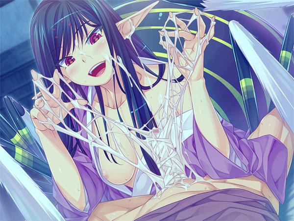 【二次エロ】スライム娘の育て方With魔物娘シリーズセットのエロ画像No.17