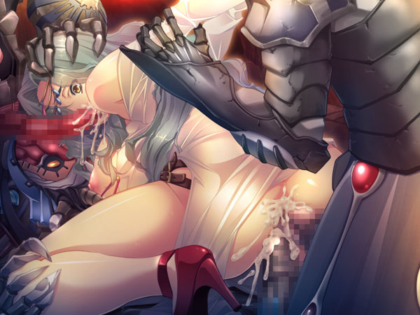 無限煉姦~恥辱にまみれし不死姫の輪舞~4