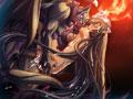 黒獣 ~ダークエルフの女王・隷従騎士・人妻聖騎士~