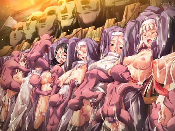 【二次】黒獣 〜口淫の姫騎士・劣情の姫君・肛虐巫女〜のエロ画像まとめのエロ画像やエッチシーンを紹介中:エロゲ画像専門