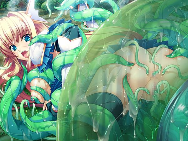 モンスターズ・レイド ~気高き姫騎士を襲う魔物の軍勢~