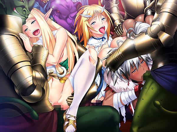 聖騎士セルシア ~悪辣たる姫君~18