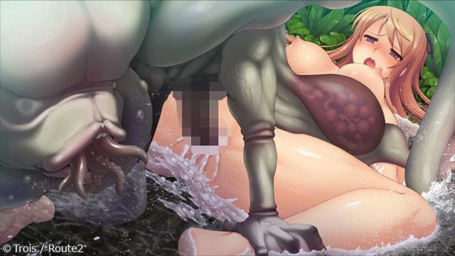 【二次】モンスター・ハザード 〜化け物達の狂宴〜のエロ画像まとめのエロ画像やエッチシーンを紹介中:エロゲ画像専門