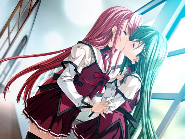 恋する乙女と守護の楯