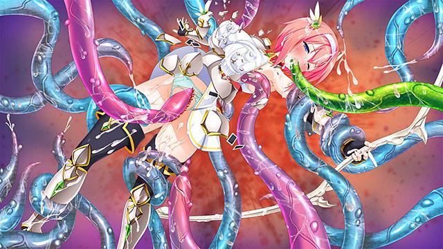 魔法聖女 姫騎士カノン くっ殺せ! 触手まみれの巨乳変身美少女戦士【通常版】
