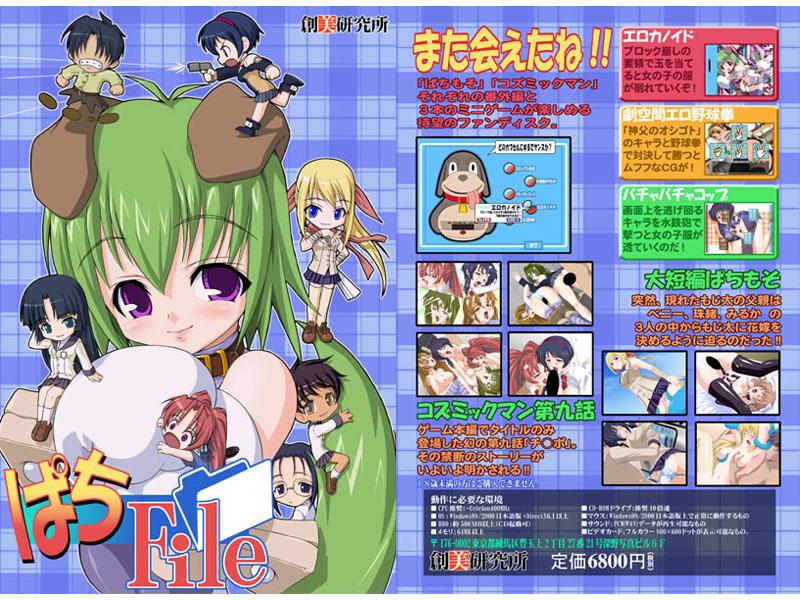 ぱちFile