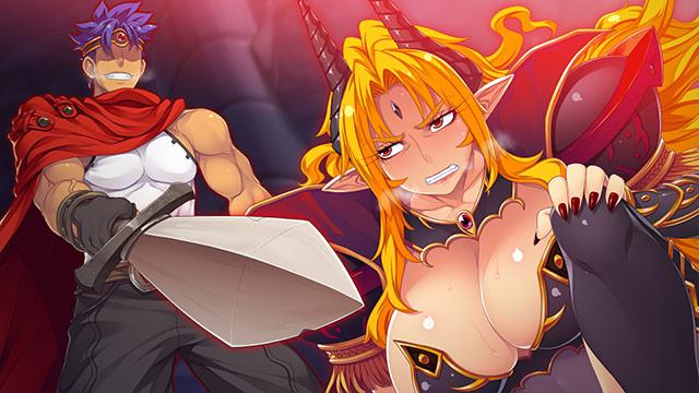 【二次エロ】巨乳魔王の敗北 〜勇者にヤられた魔族の女王と姫君〜のエロ画像|虹エロ画像ナビ