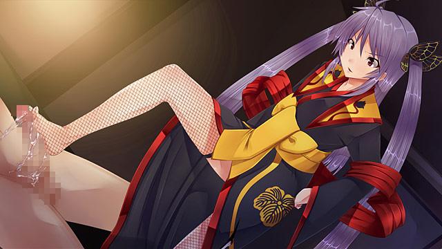 戦極姫3~天下を切り裂く光と影~_サンプル画像03