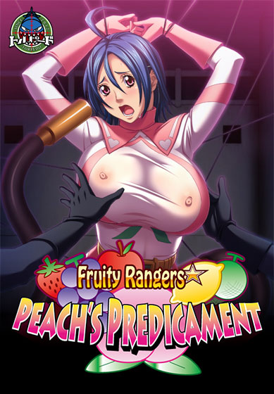 Fruity Rangers: Peach's Predicament