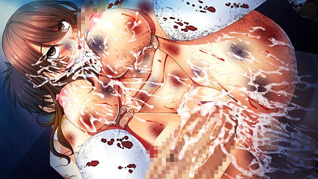 【二次エロ】牝贄狩 〜ブートレグ・沢渡雛子に関する記録と、神田あやの失われた結末〜のエロ画像No.3