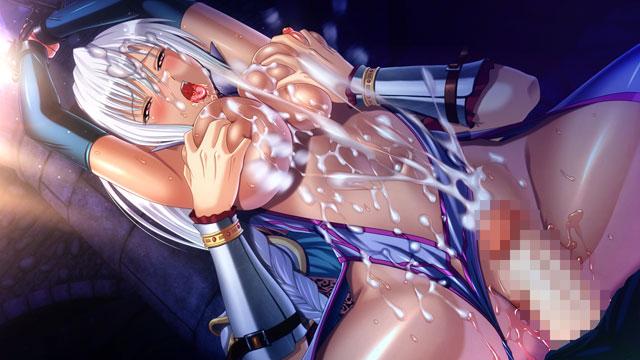 【女戦士】「巨乳ファンタジー2【電動オナホール対応】」WAFFLE