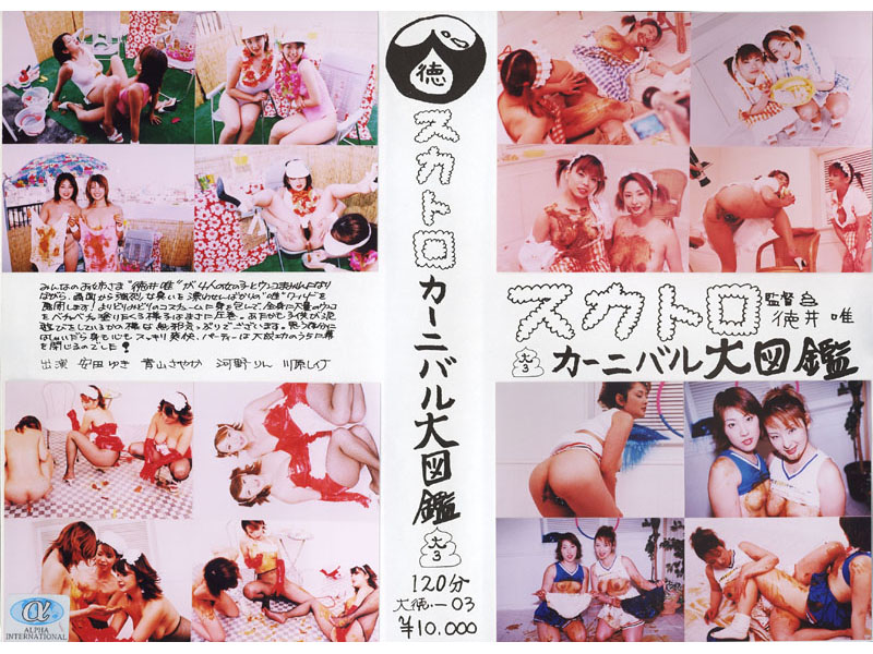 スカトロカーニバル大図鑑 大3
