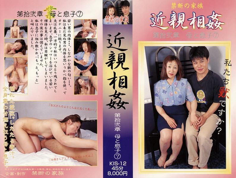 人妻の近親相姦無料熟女動画像。近親相姦 第拾弐章 母と息子 7