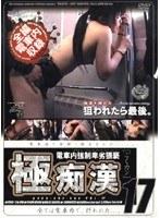 極痴漢[ごくカン]17 電車内強制卑劣猥褻 ダウンロード