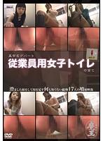 (111dntg00003)[DNTG-003] 某有名デパート従業員用 女子トイレの全て vol.3 ダウンロード