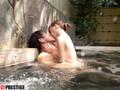 美少女と、貸し切り温泉と、濃密性交と。03 愛音まりあ 8