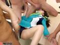 シロウト制服美人 16 超美人広報の美顔&淫尻を汚しまくる!特濃精子25発 11