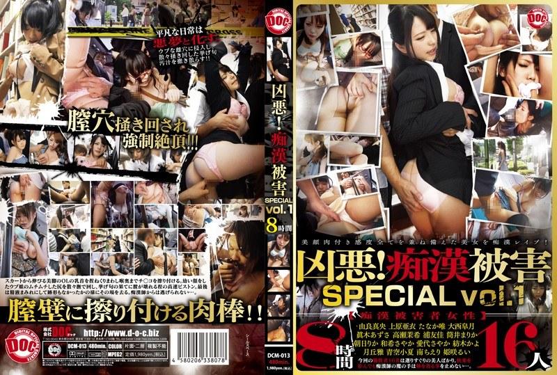 凶悪!痴漢被害 SPECIAL vol.1