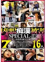 凶悪!痴漢被害 SPECIAL vol.5