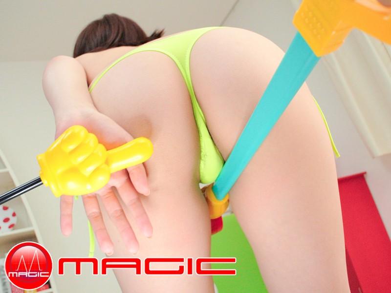 Hカップ巨乳 動画 着エロに裸