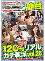 120%リアルガチ軟派 in 仙台 vol.26