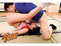 [GETS-077] 痴漢対策で護身術道場に通う女子はスキだらけで断れない性格ばかりw稽古中に密着セクハラしたところ…