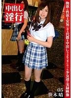 「中出し淫行 05 笹木晴」のパッケージ画像