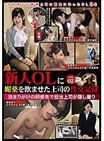 新人OLに媚薬を飲ませた上司の性交記録vol.02【nzk-012】