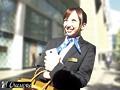都内有名百貨店高級化粧品売り場店員藤沢亜美25歳結婚2年目 AVDebut 3