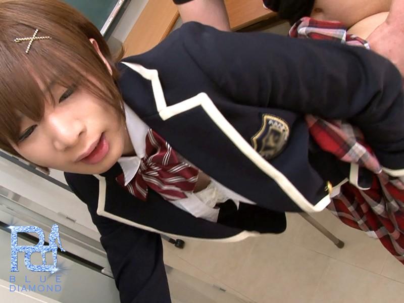 巨根女装校生・リイのサンプル画像014