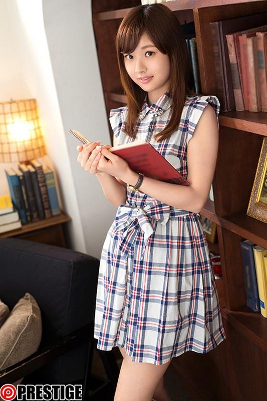 某私立大学1年 哲学を愛する文学部生 木嶋美羽 AVデビュー AV女優新世代を発掘します! の画像1