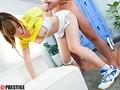 某私立女子大学2年 バドミントン部選手 鳴沢美織 AVデビュー AV女優新世代を発掘します! 6