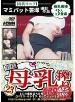 「奥様 母乳搾りコレクション23」のパッケージ画像