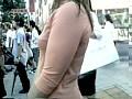 追跡狙い撮り 東京バストライン[夏、秋編] ~街中の揺れる乳房 38