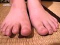 女の足の裏[かかと足の指股] ~脳ミソから一番遠い秘部 10