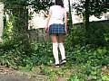 美脚女子校生のニーハイへの性愛 プニプニの生脚を包むニーハイソックスにチ○ポ差し込んでそのまま発射 8
