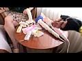 大石もえレズナンパ 〜新宿ギャルにファッションチェック ○▼☆▲※◎★…?ハメました!〜 12