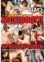 (12gon00368)[GON-368] GLAY'z NICE!BODY!! SPECIAL 240MIN ダウンロード