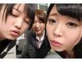 【VR】SOD女子社員VR事業部 ユーザー様の為に最高にヌケるVR映像を研究!キス、密着、囁き淫語、見つめ合い、最後は中出しまでカラダを張ったハーレムSEXスペシャル