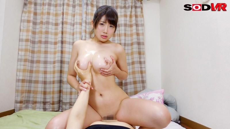 【エロVR】友達のカノジョはHカップ巨乳美女!性欲が凄すぎてNTRセックス!