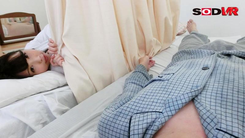【VR】もし性交治療のある病院に入院したら…【隣では女性患者がイカサれまくるし、僕にも術後の性交処置ってことで看護師さんがまたがる!なんだこの病院!と思いつつ、何回も射精された!いい病院だ、これは!】 の画像19