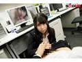 【VR】隣の席は美人後輩女子社員相沢さつき 残業後の誰もいなくなった深夜のオフィスで無理やりストッキング引き裂き強制押さえ込み生セックス 5